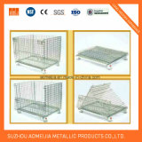 Galvanized  Storage  Cage  с колесами