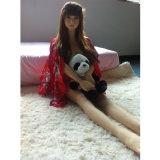 grote Borst van Doll van het Geslacht van het Silicone van 163cm de Nieuwe Levensechte Stevige