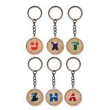 형식에 의하여 개인화되는 베스트셀러 주문 제품 기념품 금속 Keychain