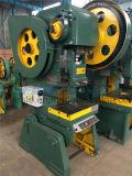 Fabricante manual de la punzonadora de la serie J23 máquina de la prensa de sacador de 10 toneladas