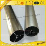 Tube en aluminium anodisé 6000 par séries avec le profil en aluminium