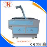 1200*800mmの靴パターン(JM-1280H-CCD)のための大きい作業域レーザーの打抜き機