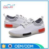Chaussures lumineuses de sport du prix de gros DEL pour les hommes