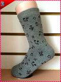 Invierno calcetines de las mujeres material de poliéster