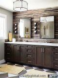 Do painel novo de Sharker do estilo de 2017 armário de madeira de Venner América para o banheiro