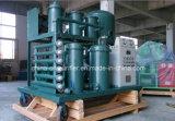Planta da purificação de petróleo hidráulico, máquina do purificador de petróleo hidráulico