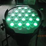 Lumières Prix bas scène 54X3w RGB DJ LED PAR