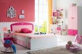 Muebles de dormitorio de 2017 populares de Pink Kid