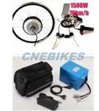 Kit elettrico potente della bici di 48V 1000W con la batteria di litio 48V 20ah