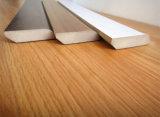 박층으로 이루어지는 마루 부속품 2400*60*15mm를 위한 둘러싸는 널 사용