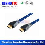 Cable de alta velocidad de 3D HDMI