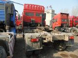 Verwendeter 380HP Shacman LKW-Kopf des Shacman Traktor-Kopfes