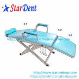 Зубоврачебный просто тип блок стула складчатости портативный зубоврачебный