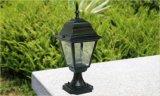 Luz solar al aire libre del jardín de la mejor calidad para el parque, chalet, districto residencial