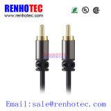 Qualität RCA-Kabel-Audiovideokabel