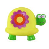 Dos brinquedos animais do banho do PVC o brinquedo educacional ajustou-se para miúdos