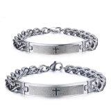Acier inoxydable Bracelet couple Bracelet bijoux Bracelet Faith Love Hope