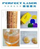 marcador Pedb-C60 do laser do CO2 da garrafa de água 60W