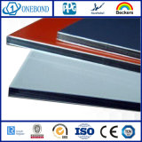 Comitato composito di alluminio avanzato del materiale da costruzione del campione libero