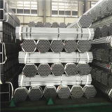 Tubo de agua galvanizado sumergido caliente de ASTM A53 BS1387