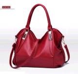 De gloednieuwe Vrouwelijke Handtassen van de Capaciteit van het Leer van de Zak Pu van de Hand van Vrouwen Stevige Grote (BDMC106)
