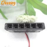 LED 내각 빛을%s 소형 6가지의 방법 디스트리뷰터 상자 접속점 상자 12V/3A