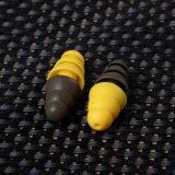 Otoprotettore verde e giallo del Earplug