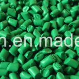 Темно - зеленое Masterbatch для сырья