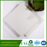 Superficie bianca artificiale del solido del quarzo