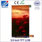 модуль 5.0inch TFT LCD для мобильного телефона
