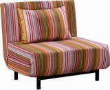 Alles Metallrahmen-einzelne Sofa-Bett für Hotel-Projekt