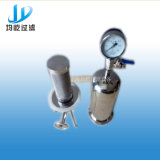 Kleiner Wasserstrom-Typ Beutelfilter für Wasser-Filtration