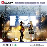 P2.976/P3.91/P4.81를 광고하는 사건 쇼를 위한 임대 풀 컬러 실내 옥외 LED 영상 벽 전시 화면