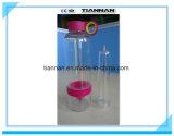 Transparente Sport-Flasche, die Maschine herstellt