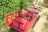 Armazenamento grande vermelho Automative ATV