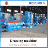 Aufgeteilter Phasen-Bewegungstyp Kupfer-Drahtziehen-Maschineneinheit