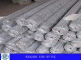 Rete metallica esagonale con le larghezze 30cm - 200cm