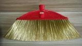 Escoba plástica de la cerda suave de oro del color, Kaa011