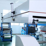 Due macchina di rivestimento del nastro adesivo di stampa di colore BOPP