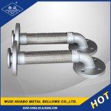 Tuyau flexible d'absorption de vibrations Tuyau flexible en métal