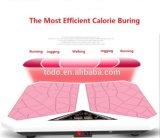 Exercizer loco del Ab del masaje del ajuste de la placa de la vibración del producto de la gimnasia del Ab