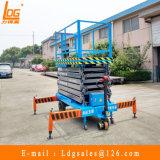 Scissor elektrische hydraulische 11meter Aufzug-mobile Erhöhung-Plattform (SJZ0.5-11)