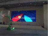 Pantalla de interior de alquiler de fundición a presión a troquel de aluminio de la etapa HD LED de P4mm
