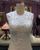 Strand-Nixe-Hochzeits-Kleid mit kurzer Serie