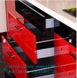 Акриловый (подгонянный) кухонный шкаф кухни