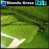 PE材料20mm 4つの調子の人工的な草の泥炭
