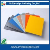 Panneau coloré de mousse de PVC pour le Module