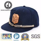 Tampão fresco do Snapback do chapéu novo da era da forma do cetim 2017 com impressão da tela