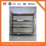 Cubierta de acero del acoplamiento de alambre del acoplamiento para la paleta del almacenaje de estante