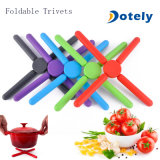Zing Silicone Folding Trivet Display